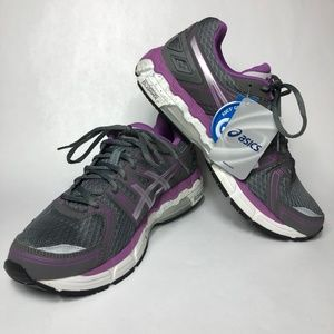 Asics Gel Forte Womens 11 Extra Wide Running Shoes